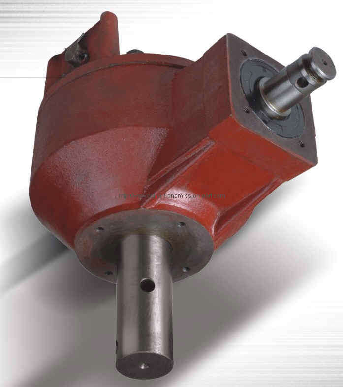 Gearbox for Agricultural Machinery