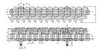 Conveyor Chains for Metal Decorating System