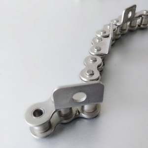 Stainless Steel Double Pitch Conveyor Chain Attachments